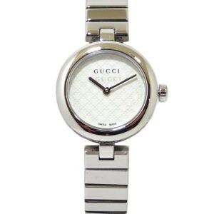 Reloj GUCCI Diamantissima 27mm Acero brillo YA141502 blanco