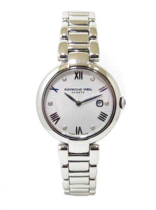 Reloj Raymond Weil Shine 32mm Esfera plateada 1600-ST-00618