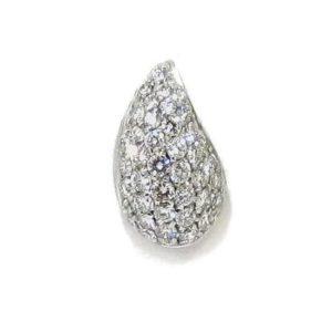 Colgante 39 diamantes oro blanco