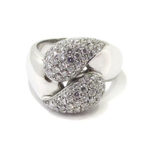 Anillo 90 diamantes oro blanco Join