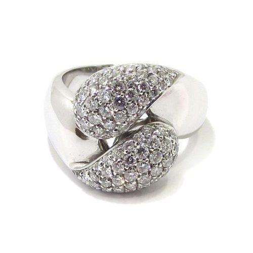 Anillo 90 diamantes oro blanco Join