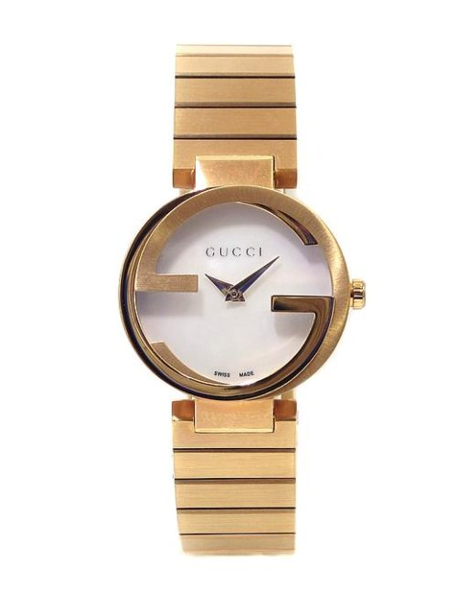 Reloj GUCCI Interlocking PVD YA133515