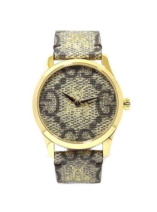 Reloj GUCCI Timeless abeja 38mm PVD correa